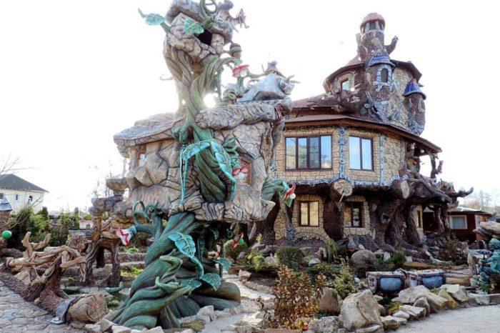 Сказочный парк «Вихляндия»