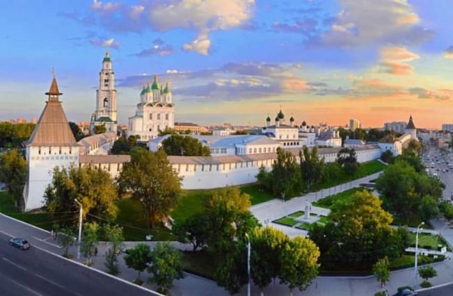Чем богата Астрахань
